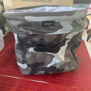 Medium utility bin thirty one camo